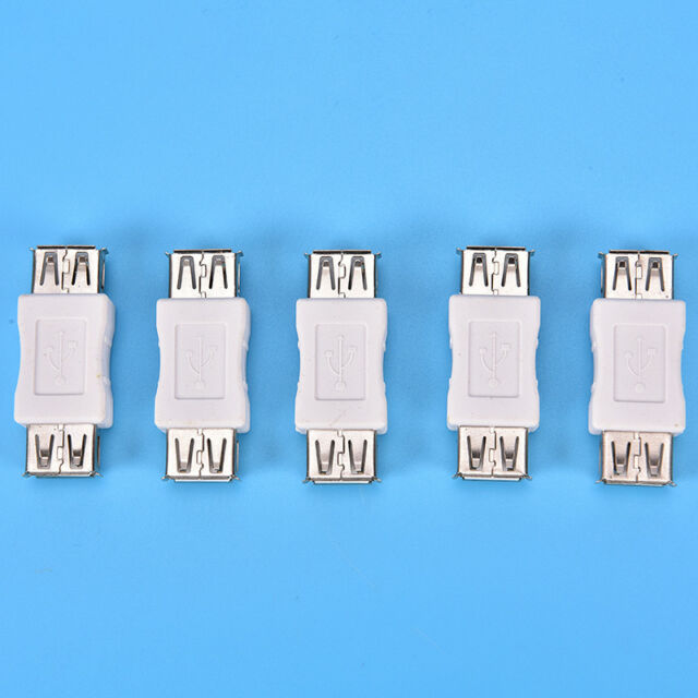 1pcs USB 2.0 Type A Female to Female Adapter Coupler Gender Changer Connector SP