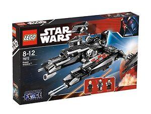 Tout Nouveau Lego Star Wars 7672 Coquin Ombre Boîte A Plis