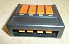 Weichenschaltpult mit Rückmeldung TOP in OVP #8436 Roco 10520