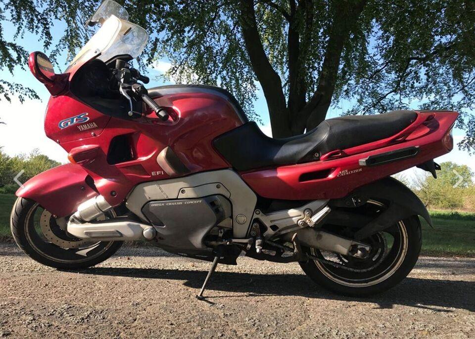 Yamaha, GTS 1000, 1000 ccm