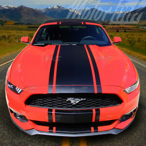 Image Is Loading 2017 2016 Ford Mustang Convertible Center Rally