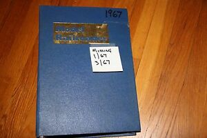 MODEL-RAILROADER-MAGAZINES-YEAR-1967-IN-BINDER-ALL-IN-GOOD-SHAPE-MISSING-1-amp-3-67