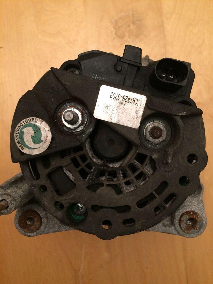 Generator 1,2 TDI 1,4 TDI , Skoda
