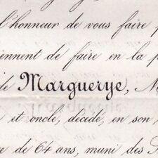 Louis Ernest De Marguerye De Vassy La Roche Nièvre 1862