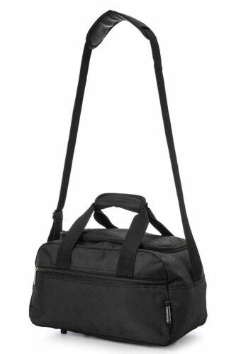 Aerolite 35x20x20cm Ryanair Hand Luggage Cabin Holdall Travel Bag FREE CARRY ON