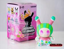 So Youn Lee - Watermelon - DTA - Designer Toy Awards Dunny Vinyl Fig Kidrobot