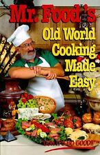 Mr. Food's Old World Cook by Art Ginsburg (1995, Hardcover) TAKE A LOOK NOW -55