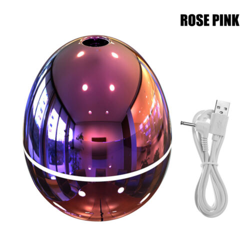 Aroma Diffuser Air Purifier LED Aromatherapy Humidifier Mini Mist Maker