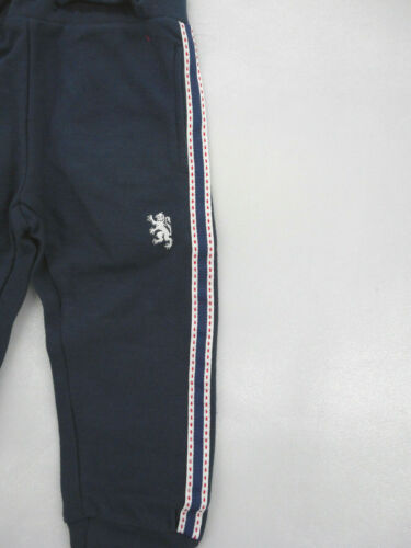 White /& Red Jogger Pants Sizes 2T 3T /& 4T Toddler Boys English Laundry $32 Navy