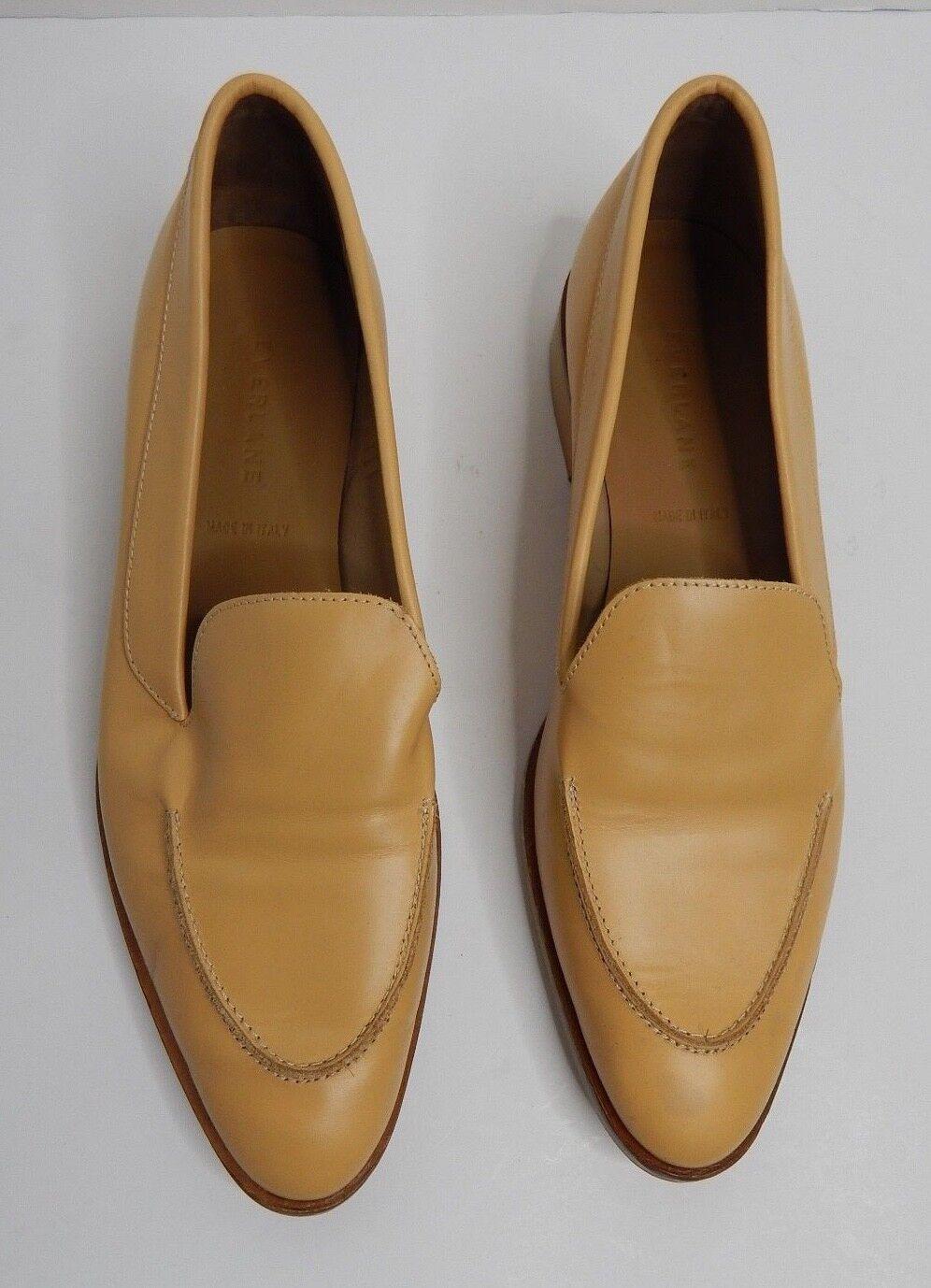100% autentico Everlane Everlane Everlane Donna The Modern Loafer Camel Sz 9  marchi di stilisti economici