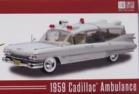 Precision Collection 1959 Cadillac Ambulance 1 Of 750 Pieces World Wide 1:18