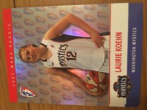 2005-WNBA-Rookie-RC-21-Laurie-Koehn-333