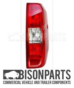 Fits 04 2004 Chevrolet Silverado Pickup Driver Taillight Taillamp NEW