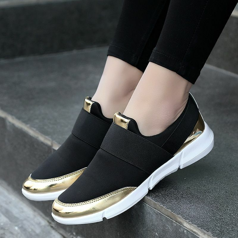 Woman Running Shoes Breathable Light Walking Jogging Fashion Sneakers Size 35-42