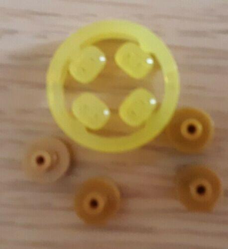 Lego Marvel 76103 76144 yellow Infinity Stones Infinity War Avengers Endgame