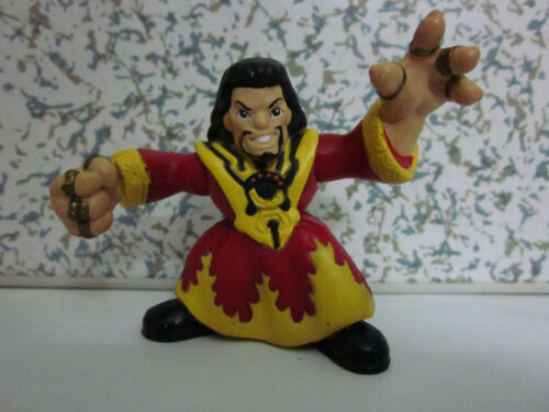 Marvel Super Hero Squad  Loose Figure ZHANGTONG THE MANDARIN