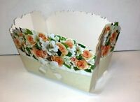 Lot Of 12 Pieces - Designware Flower Design Wedding Card Boxes + Free Shipping
