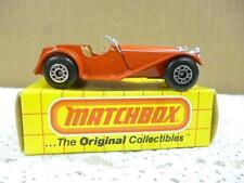 DIECAST 1983 MATCHBOX #47- JAGUAR SS 100-  BOXED  - MINT - TC1