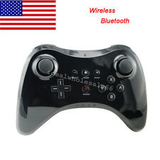 Bluetooth Wireless Pro Controller Remote Gamepad Joypad for Nintendo Wii U