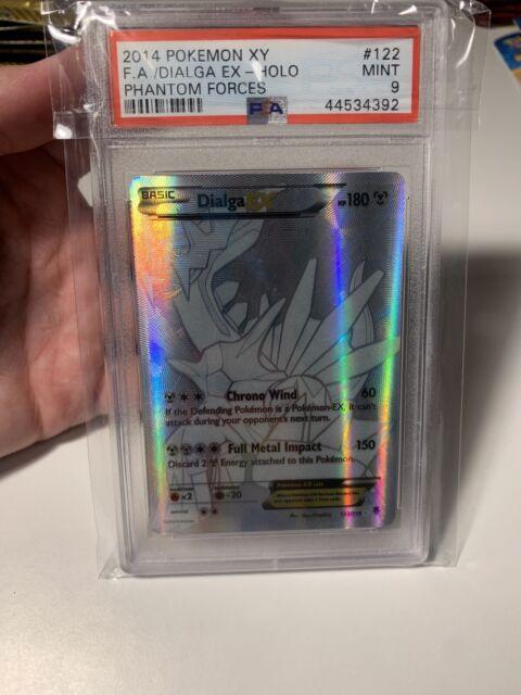 Pokemon Florges Ex Phantom Forces 116//119 Full Art Holo Mint
