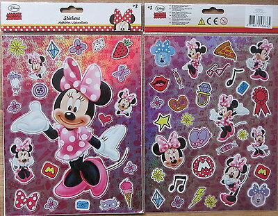 DISNEY Scrapbooking Sticker ~ Basteln ~ MINI MOUSE