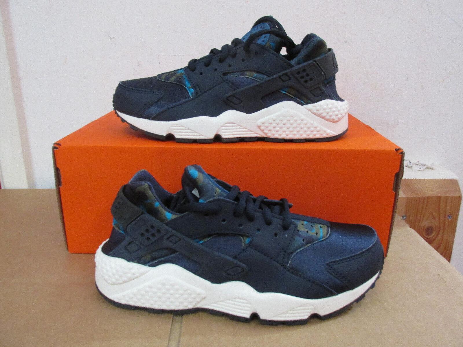 Nike) huarache zapatillas estampado atletismo zapatillas huarache 725076 400 zapatos ed1b91