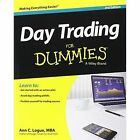 Day Trading For Dummies by Ann C. Logue (Paperback, 2014)