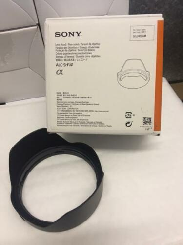 ALC-SH141 Original Sony Lens Hood para SEL2470GM Fe 24-70mm f2.8 GM