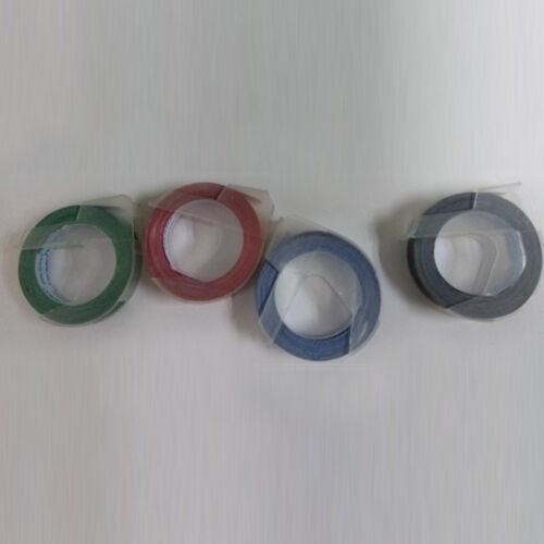 9mm Label Maker Prägung Refill Band für Dymo 12813 12814 1610 1540 1pc 3M