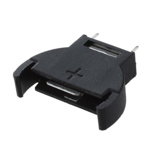 Support vertical douille porte pile bouton batterie CR2016 CR2025 CR2032 Arduino