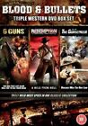 Blood and Bullets Collection 5055002556562 DVD Region 2 P H