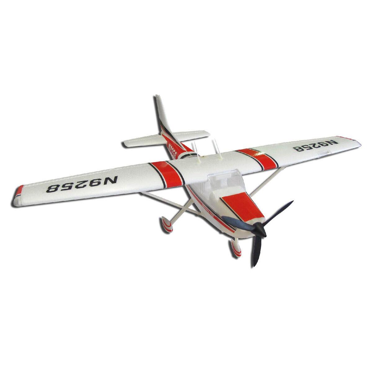 FLYFLY HOBBY-Cessna 182 PNP Electric Plane [ff-f001-pnp] - GALAXY RC