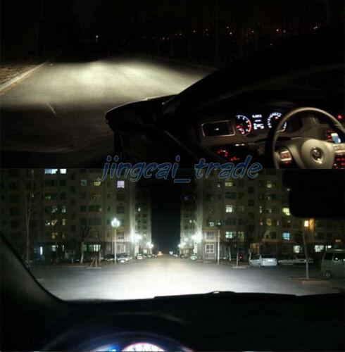 2Pcs H4 Halogen 60//55W Headlights HOD Xenon Bulbs 12V 5500K Super White Auto Car
