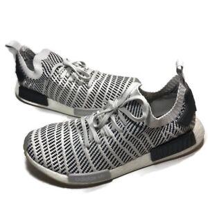 adidas nmd stlt primeknit black