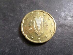 IRLANDE pièce de 20 centimes d euro 2003, TB