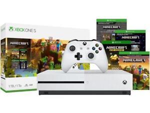 Xbox-One-S-1TB-Console-Minecraft-Creators-Bundle