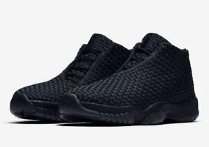 Mens Nike AIR JORDAN FUTURE Shoes Black Reg $150 656503