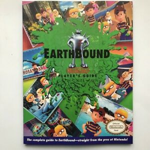 Players-Strategy-Guide-beginnings-manual-book-for-Earthbound-snes