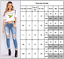 Womens-Stretch-Ripped-Denim-Jeans-Slim-High-Waisted-Pencil-Ankle-Pants-Trousers thumbnail 4