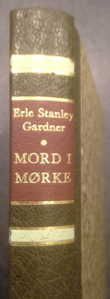 Mord i mørke, Earl Stanley Gardner, genre: krimi og