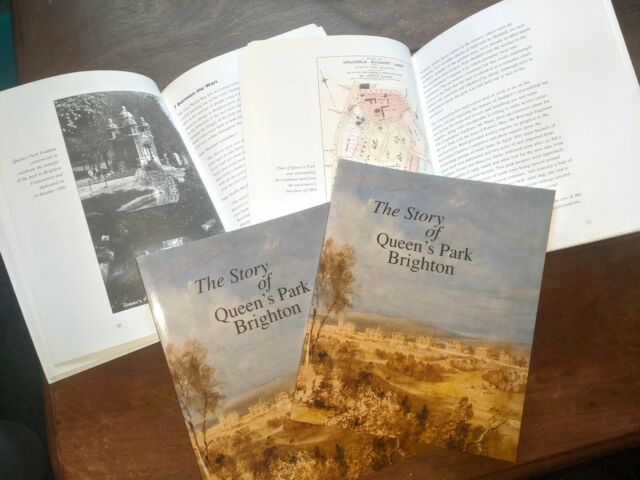 Book: The Story of Queen's Park Brighton