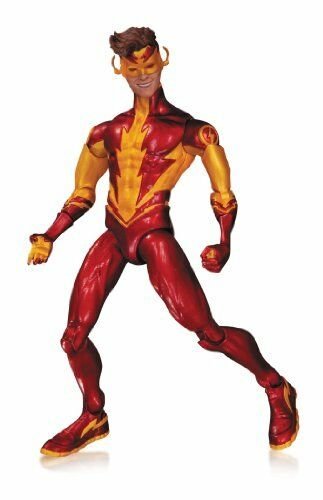 DC Collectibles DC Comics The New 52 Teen Titans Kid Flash Action Figure