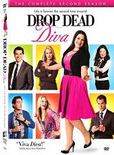 Drop Dead Diva .. The Complete Season 2 .. Two .. Staffel .. 3 DVD .. NEU .. OVP