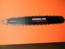 "HOMELITE CHAINSAW XL XL12 SXLAO 330 360 450 925 20"" BAR CHAIN 3/8 .050 70DL"