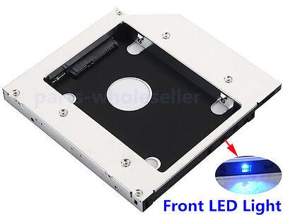 SATA 2nd HDD SSD HD Hard Drive Caddy for Toshiba Satellite L670 L670D L675 L675D