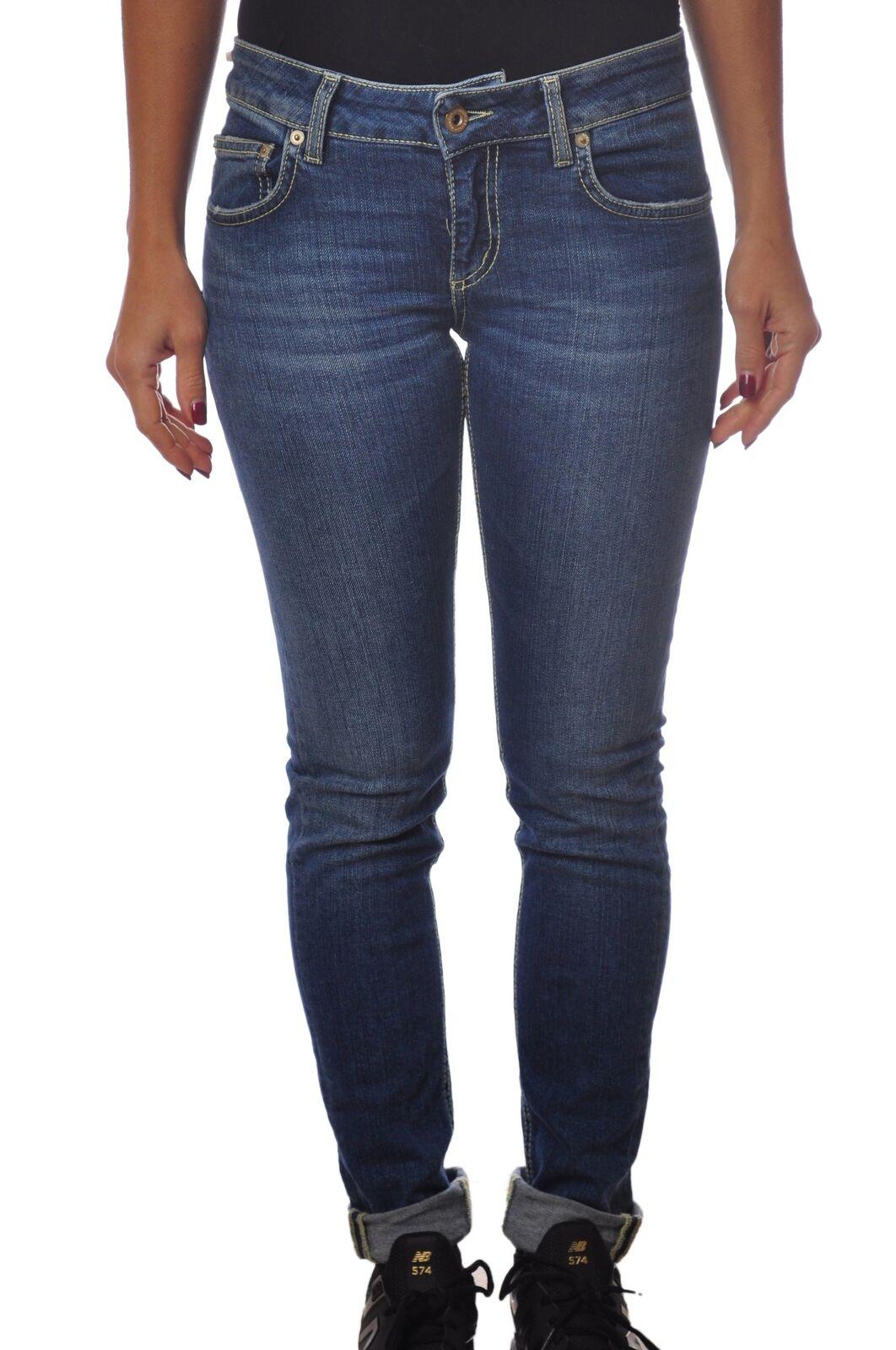 Dondup - Jeans-Hose, slim fit - Frau - Denim - 4493210C191240