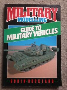 Military-Modelling-Guide-to-Military-Vehicles-PB-Robin-Buckland