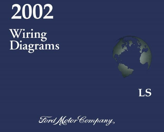2002 Lincoln Ls Electrical Wiring Diagrams Schematics
