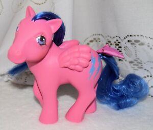 Vintage G1 My Little Pony Firefly Movie Version Hasbro 1984 Firefly's Adventure