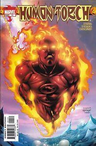 Human-Torch-Comic-11-Cover-A-First-Print-Karl-Kesel-Howard-Porter-Rapmund-Marvel